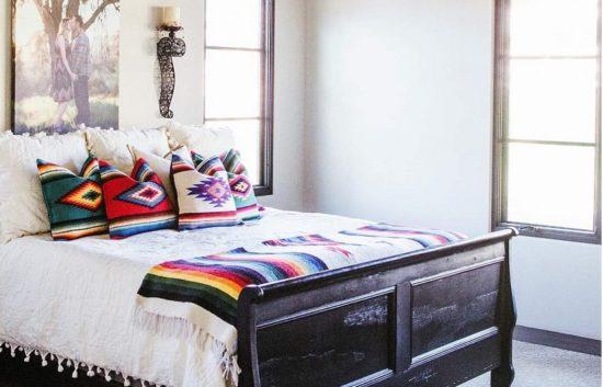 Mediterranean Style Décor for Bedroom