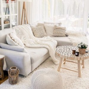 Swedish Style Furnishing Ideas For Living Room
