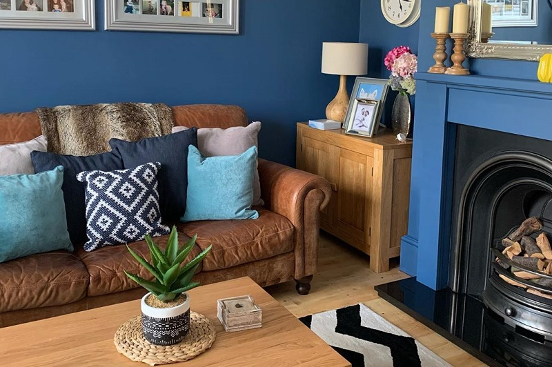 Paint Colors That Will Fake A Small Space Into Feeling Bigger