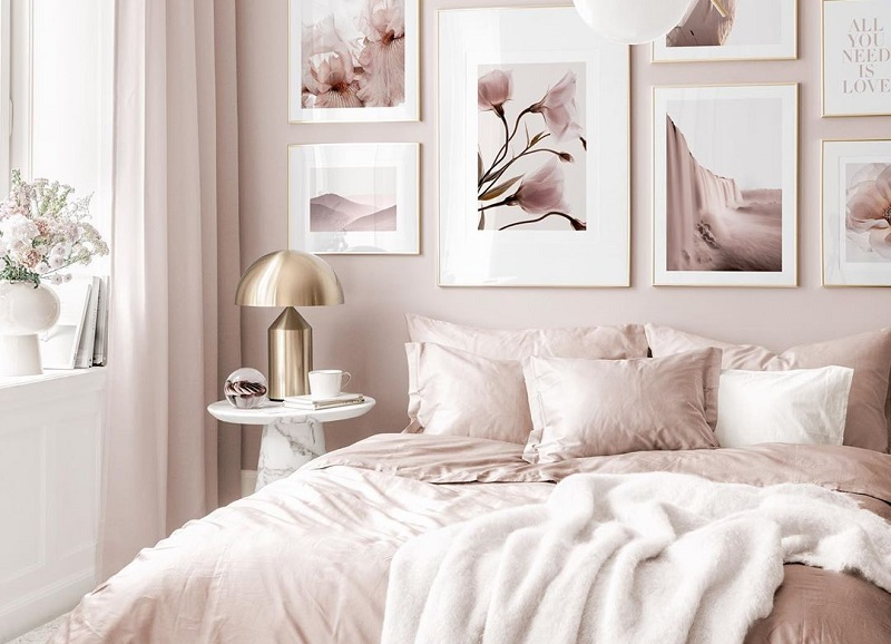 Inspirational Dreamy Pink Decor Tips For Interior