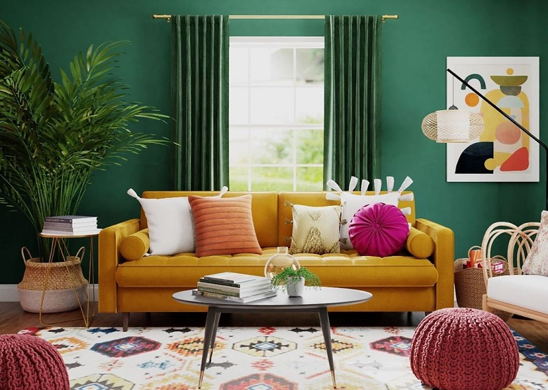 Best Tropical Home Decor Tips For Interior