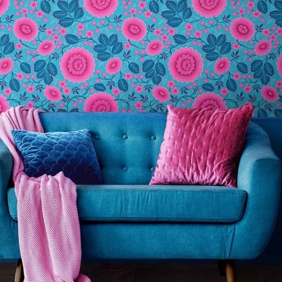 Must-Have Patterned Wallpapers For Home Décor