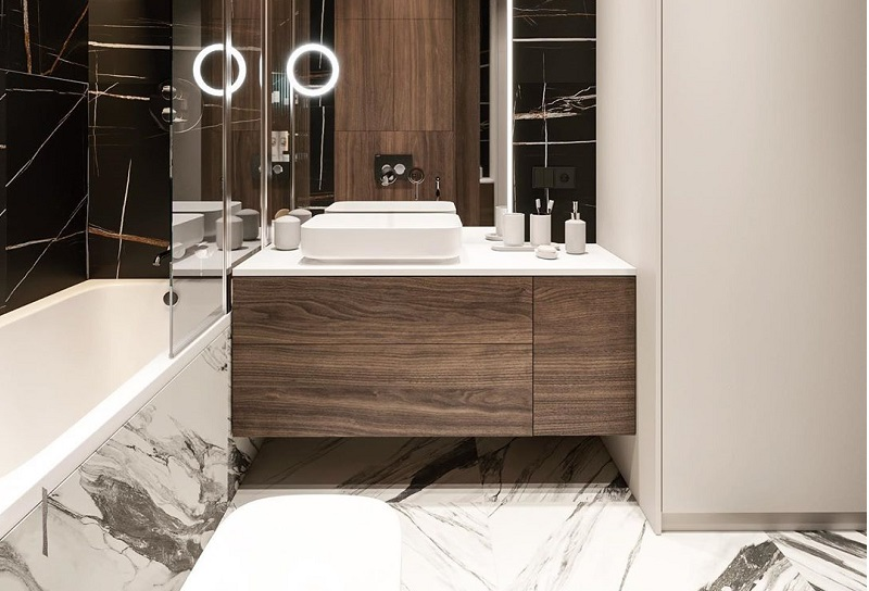 Breezy Bathroom Decor Tips To Try During COVID-19